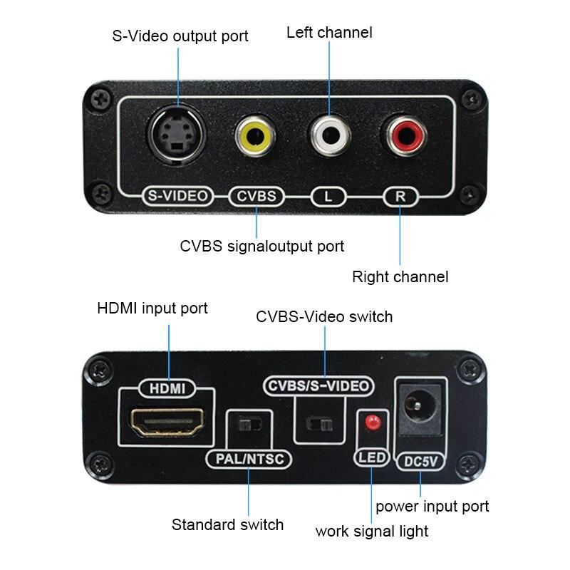 hdmi to av svideo converter WS_Z13A interface-800