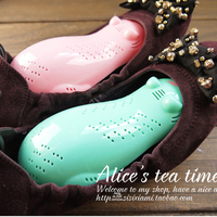 220V 10W Cute Shoes Dryer Caremic PCT Heater Shoe Deodorant Dryer For Shoes 2nd Generation