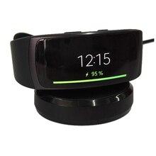 USB Dock Ladegerät Adapter Stand Lade Kabel Für Samsung Galaxy Getriebe Fit 2 R360 / Fit2 Pro R365 Smart armband Armband