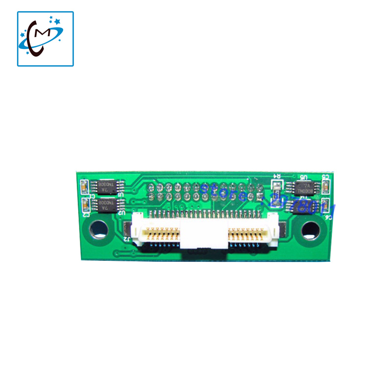 Large format printer Allwin Human K-jet Design Konica Minolta 512 printhead connector card / BYHX interface exchange board Va1.3