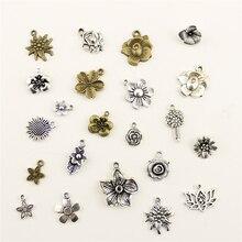 Jewelry Female Plant Flowers Diy Accessories