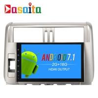 Super 10 1 Inch Android 5 1 1 Car GPS For Toyota Prado 150 2010 2013
