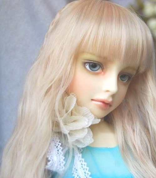 1/3th scale 58cm BJD doll nude with Make up,SD doll girl .not included Apparel and wig 1 4 bjd dollfie girl doll parts single head include make up shang nai in stock