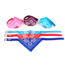 Adjustable Pet Collar | Bandana Style Tie Collar