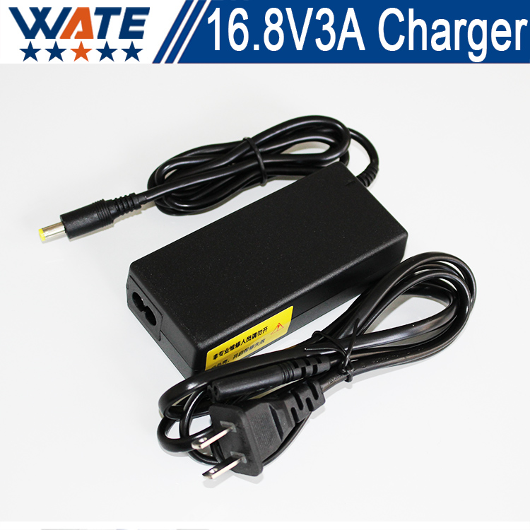16.8V 3A Charger 4S 14.6 14.8V Smart Li-ion Battery Charger 16.8V Lithium polymer battery Charger Free shipping