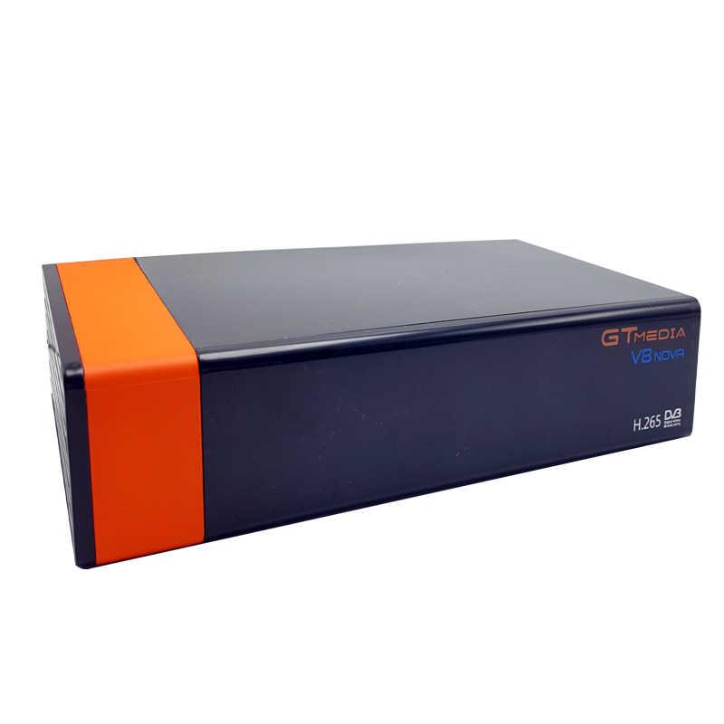 10pcs GTMEDIA V8 NOVA Orange oder Blau Satellite TV Receiver DVB S2 Unterstützung Satellite EPG Gebaut-in WIFI ethernet Volle geschwindigkeit 3G
