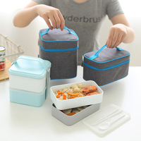 GOWINLIN Thermo Cooler Bag Refrigerator Thermal Insulated Lunch Bags Picnic Food Fruit Fresh Keeping Ice Box
