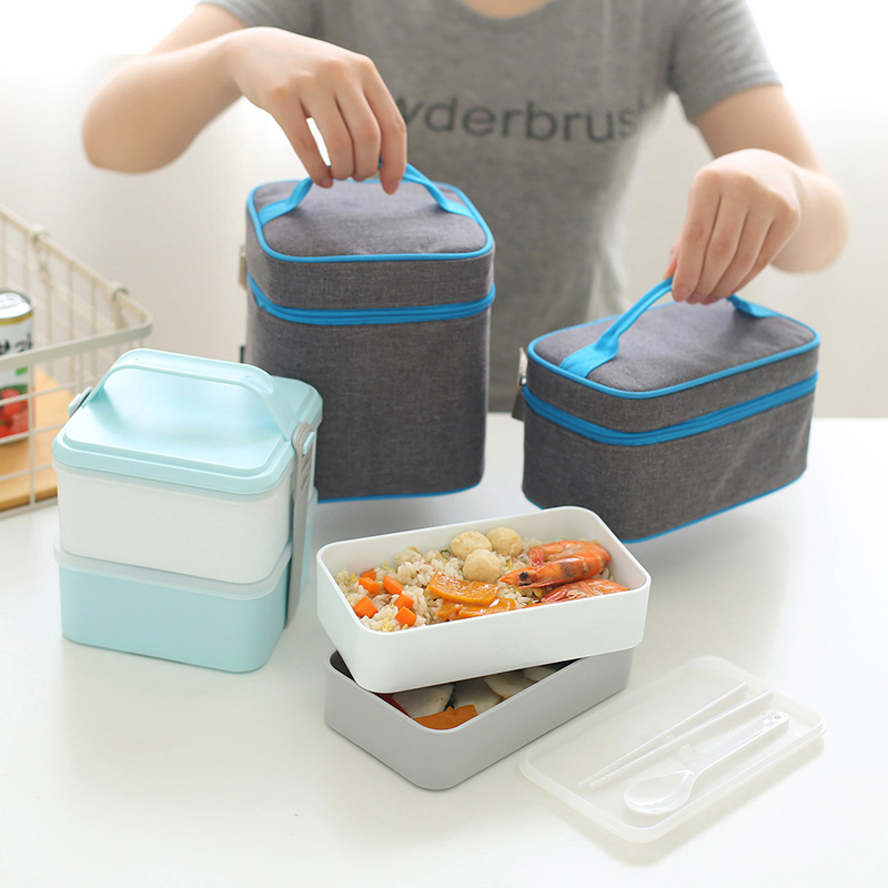 GOWINLIN Thermo Cooler Bag Refrigerator Thermal Insulated Lunch Bags Picnic Food Fruit Fresh Keeping ice box Freezer icepack ...