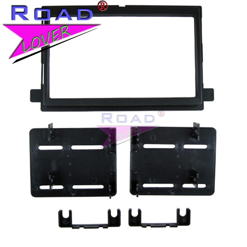 TOPNAVI 173*98MM Car Radio Fascia for FORD MERCURY/EXPLORER Double DIN Dash Mount Kit Adapter Trim Facia Panel Frame Dashboard