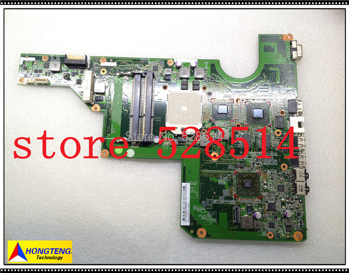 Original 597673-001 board for HP G62 cq62 laptop motherboard with chipset 100% Test ok