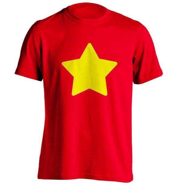 Steven universo - leão - Mens impressão T camisa Tee personalizado