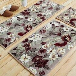 Na piętro w domu mata dywaniki kuchenne zestaw wejście wycieraczka absorpcja wody mata kuchenna salon przedpokój Sofa dywan 40*60/50*80/40*120cm