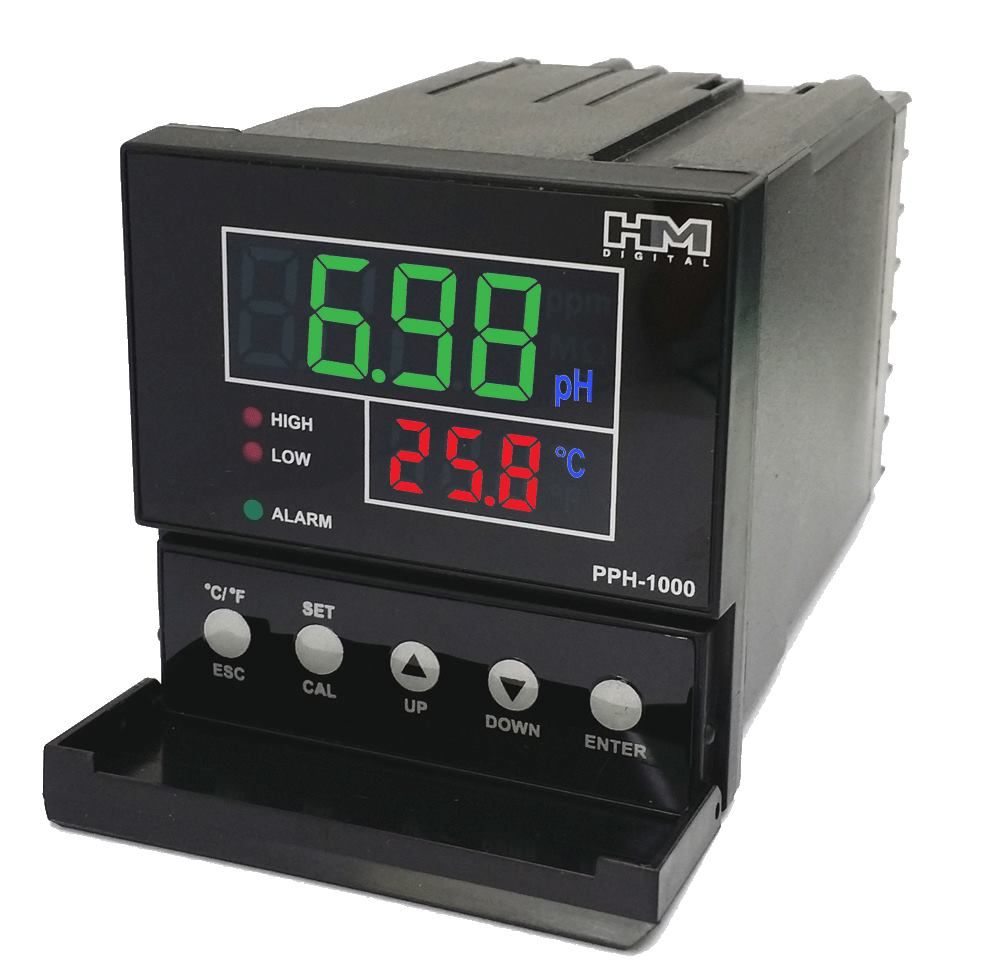 PPH 1000 Industrial pH Controller