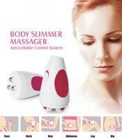 3D handhel Cuerpo Delgado Cara Masajeadores de cuello brazo abdomen cadera pierna más delgado masajeador vibración que adelgaza la máquina entera Cuerpo masaje