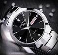 Holuns Brand Sapphire luxury full Tungsten steel quartz watch dress men & women watches relogio masculino designer wristwatches