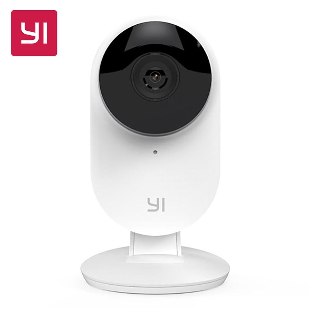In Stock 1080P HD xiaomi Yi Home Wifi IP Camera Wireless Smart Security Camera130 Wide Angle