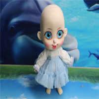 BJD 1/8 Bru SD nude Smile Dolls Body Model Girls Boys nude doll High Quality resign Toys Shop Figures