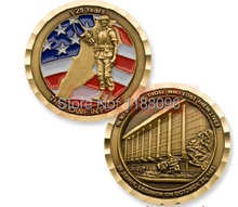 2014 hot sales  Metal Crafts U.S. military medals Commemorative Coins Wholesale and retail Free shipping hl50003