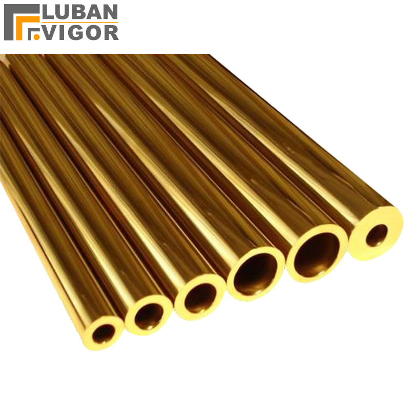 Customized Product,Environmentally H62 Brass Tube ,Capillary Copper Pipe,Cutting Service,Factory Outlets Complete Specification