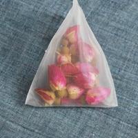 Heat Sealing Nylon Empty Tea Bag Filter Stereo Bag Kitchen Accessories