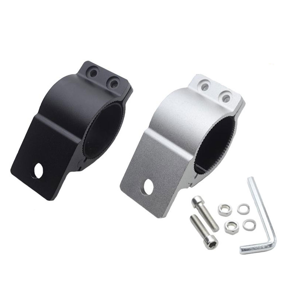 Base Enthusiastic High Quality New Universal 2pcs 76-81mm Led Bar Roll Bull Mount Bracket Clamps Offroad Work Lights Dxy88