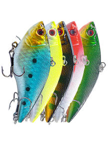 ALEURRE Fishing-Lure Wobbler Crankbait Hard-Bait VIB Artificial-Perch Sinking Long-Shot