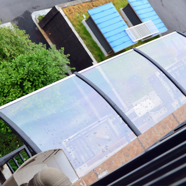 Outdoor Baldachin Montieren Begrannt Pavillon Wasserdichte