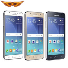 Original Samsung Galaxy J5 J5108 (2016) 4G LTE 2GB RAM 16GB ROM Quad Core Smartphone Dual SIM 5,2 zoll 13,0 MP NFC Handy