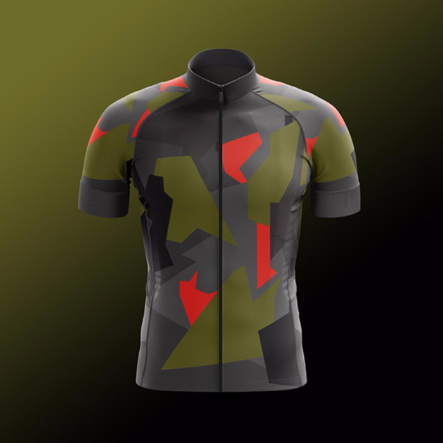 SPEXCEL 2018 NEW camouflage Pro Cycling Jersey Short Sleeve Race cycling  gear road bike shirt High quality bicycle clothes 52d45fcae