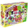 3D colorful BBQ party playdough play doh soft clay Fimo polymer clay tools Children Kids toys Early learning DIY environmental