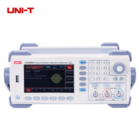 UNI T UTG2062A Digital Signal Generator 2CH 250MS/S DDS Function Generator Arbitrary Waveform/Pulse Frequency Meter 14Bits 60MHz