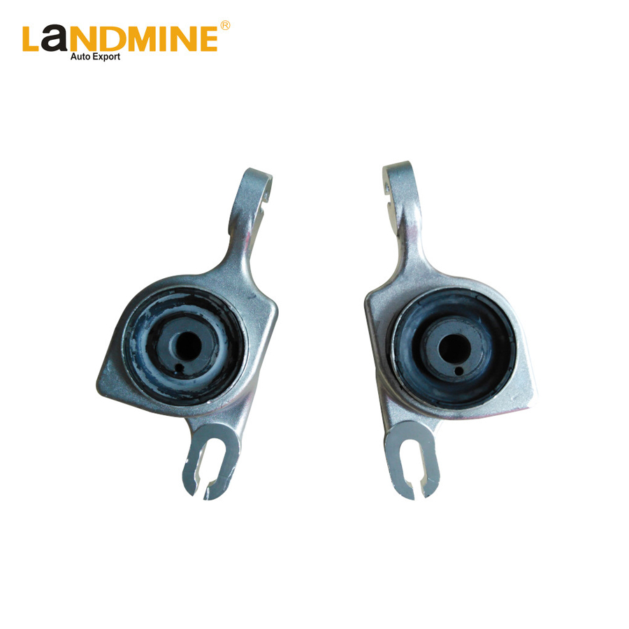 2006 2013 2PCS Free Shipping Mercedes R class W251 Front Suspension Control Arm Bushing With Bracket V251 2513300743 2513300843