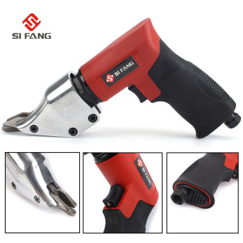 Industrial Strength Air Pneumatic Metal Shears;Cutter Saw Wind Cutter Cutting Electronic Components Pin Wire,Capacity1.2-1.6mm,