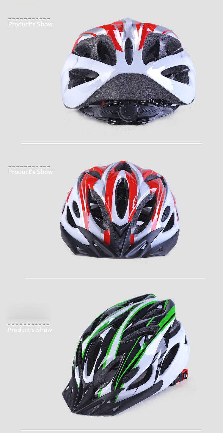 220g Ultralight Bicycle Helmet CE Certification Cycling Helmet In-mold Bike Safety Helmet Casco Ciclismo 56-62 CM-8