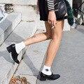 2016 fall/winter new women's socks high quality retro design cartoon printing cotton socks for women 3 colors