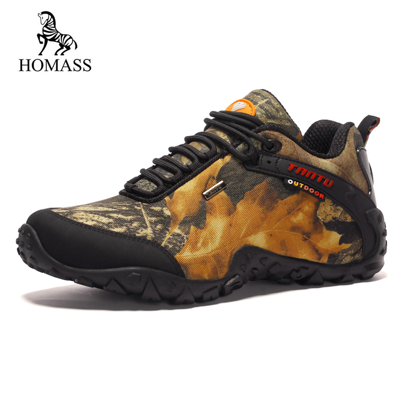 Dos Durável Confortáveis Sola De Outono Homass Populares Primavera Yellow Homens Couro gray Caminhada Sapatos derrapagem Botas Anti Trabalho 60n0wZHfq