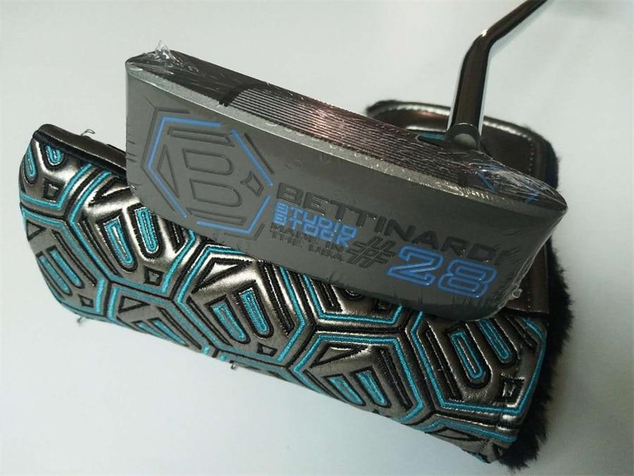 2019  Bettinardi  28  Original  Golf Putter  Club   Forged  Carbon Steel Head  Golf   Putter Head  High Quality