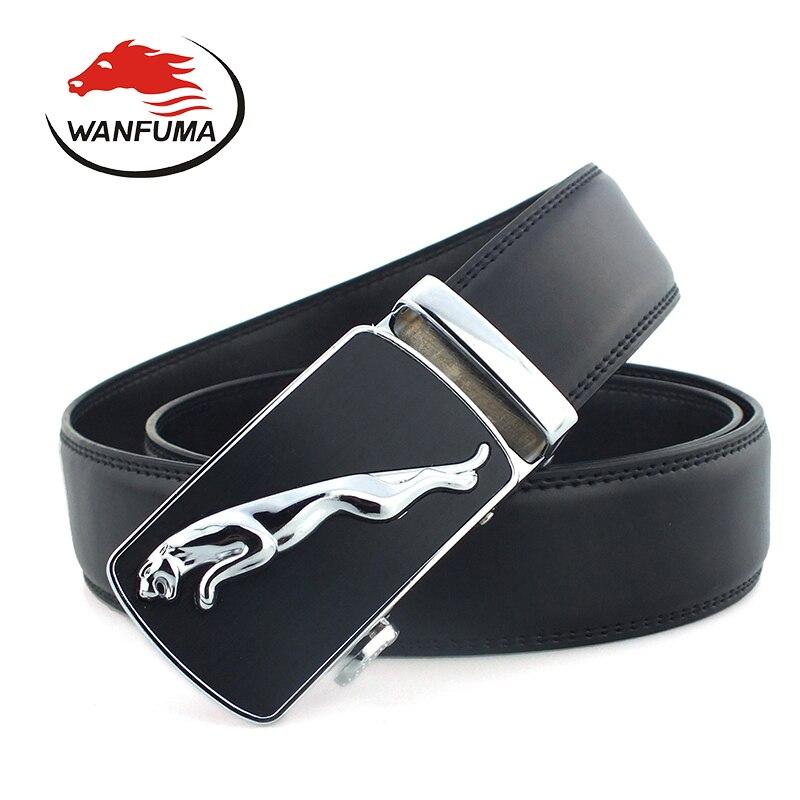 2017 Nuevo diseñador hebilla automática cuero de vaca hombres cinturón de moda cinturones de lujo para hombres diseñador cinturón hombres de alta calidad ZD4015-6