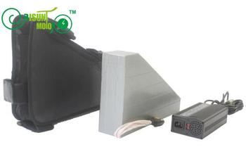 48V 31 5AH Triangle Ebike Battery With 3 7V Cell With Free BMS 5A Fast Charger