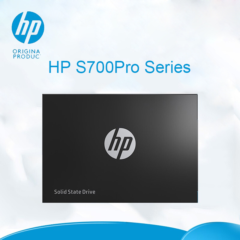 HP SSD 512GB Internal Solid State Drive S700 Pro 128g High Speed Up To 550MB/s SATA3 III Data 3.0 Disk For Computers And Laptops