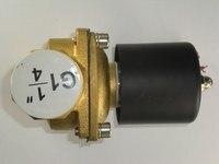 1 1/4 SOLENOID VALVE 2 WAY New in Box N/C Gas Water Air AC110V