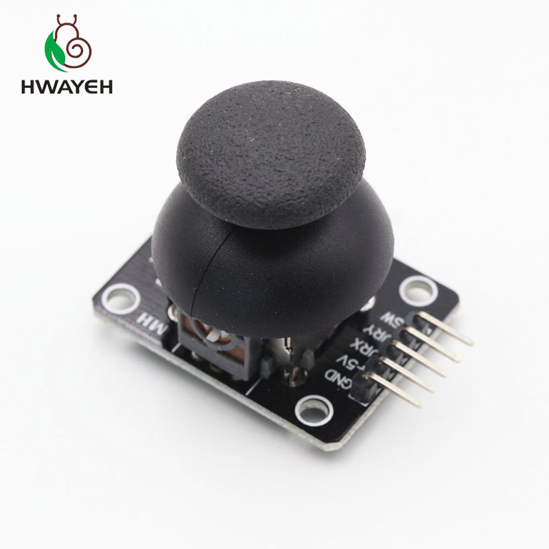 1pc Free Shipping Higher Quality Dual-axis XY Joystick Module PS2 Joystick Control Lever Sensor For Arduino  KY-023