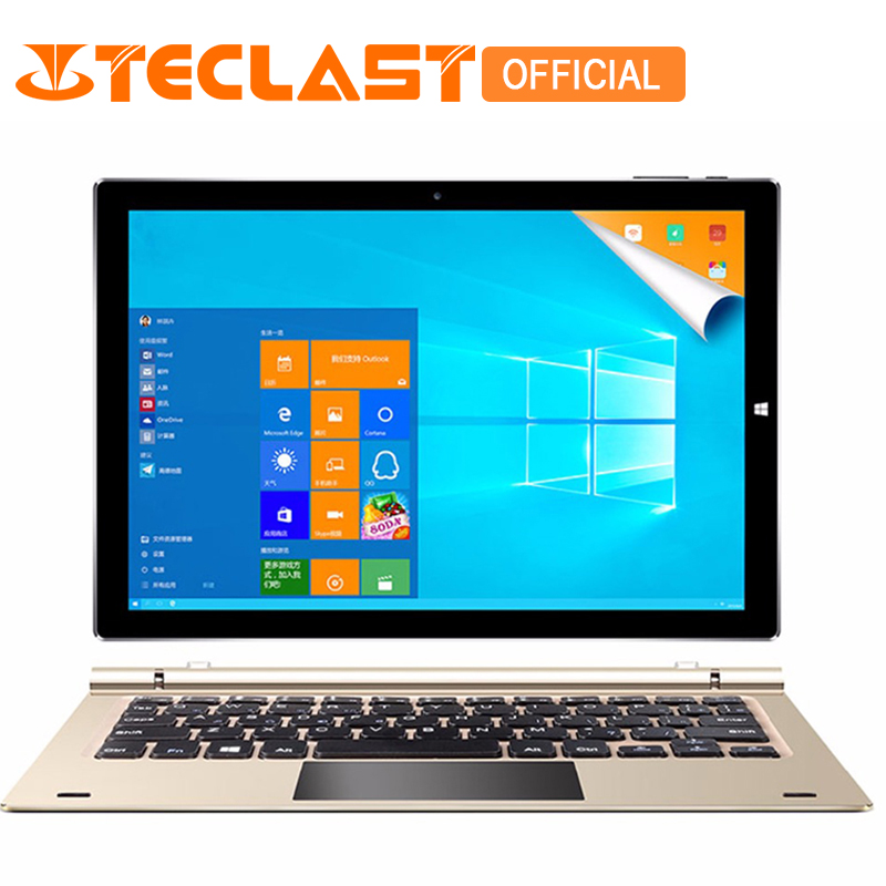 Teclast Tbook 10 s Intel Cherry Trail Z8350 Quad Core Finestre 10 + Android 5.1 4g + 64g 1920*1200 IPS da 10.1