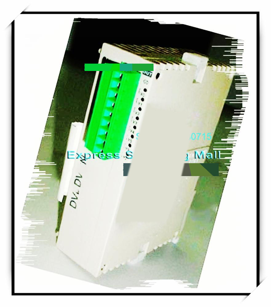 New Original DVP08SN11R DC24V PLC 8DO relay Module new original delta dvp06sn11r dc24v plc 6do relay module
