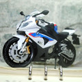 Jocity мотоцикл 1/12 масштаб S1000RR 4 цветов литья под давлением металл мотоциклов игрушки новые в коробке для сбора / подарок