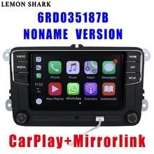 RCD330 Plus RCD330G Carplay Noname 6.5 MIB راديو السيارة RCD 330G 6RD 035 187B RCD510 For VW Golf 5 6 Jetta CC Tiguan Passat Polo