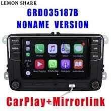 RCD330 Plus RCD330G Carplay Noname 6.5 MIB Radio samochodowe RCD 330G 6RD 035 187B RCD510 dla VW Golf 5 6 Jetta CC Tiguan Passat Polo