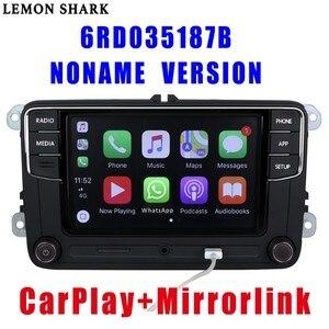 Image 1 - RCD330 בתוספת RCD330G Carplay Noname 6.5 MIB רכב רדיו RCD 330G 6RD 035 187B RCD510 עבור פולקסווגן גולף 5 6 Jetta CC Tiguan פאסאט פולו