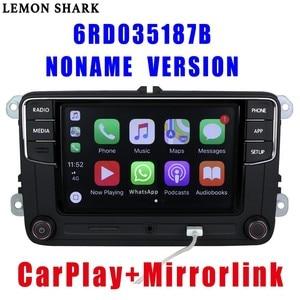 Image 1 - RCD330プラスRCD330G carplay noname 6.5 mib車ラジオrcd 330グラム6RD 035 187B RCD510 vwゴルフ5 6ジェッタccティグアンパサートポロ
