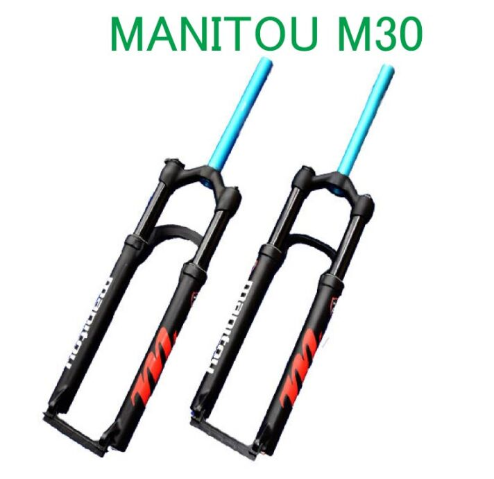 font b Bike b font Fork Manitou M30 26 27 5 29er mountain MTB Bicycle